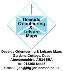 Deeside Orienteering & Leisure Maps